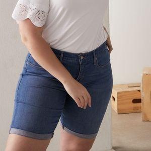 Levi's Shorts - Levi's Bermuda Jean Shorts